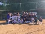 松戸 柏 リトルリーグ(LL)主催「親子で楽しむティーボール大会」に参加しました