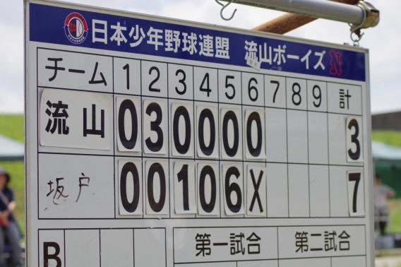 【Aチーム】練習試合(VS坂戸中央B)